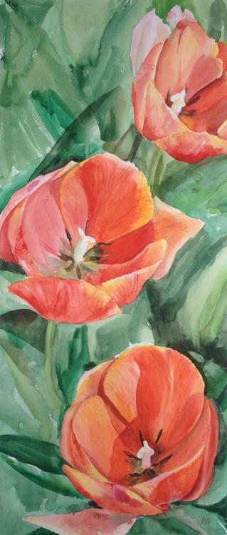 Dancing tulips 1 - Image 0