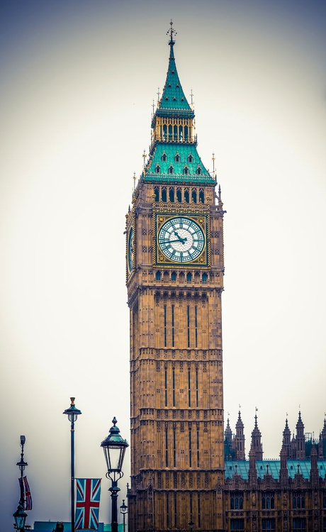 Big Ben Clock London England - Image 0