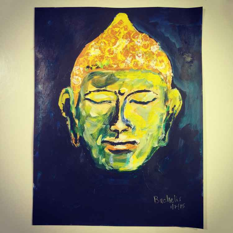 Buddha #1 -
