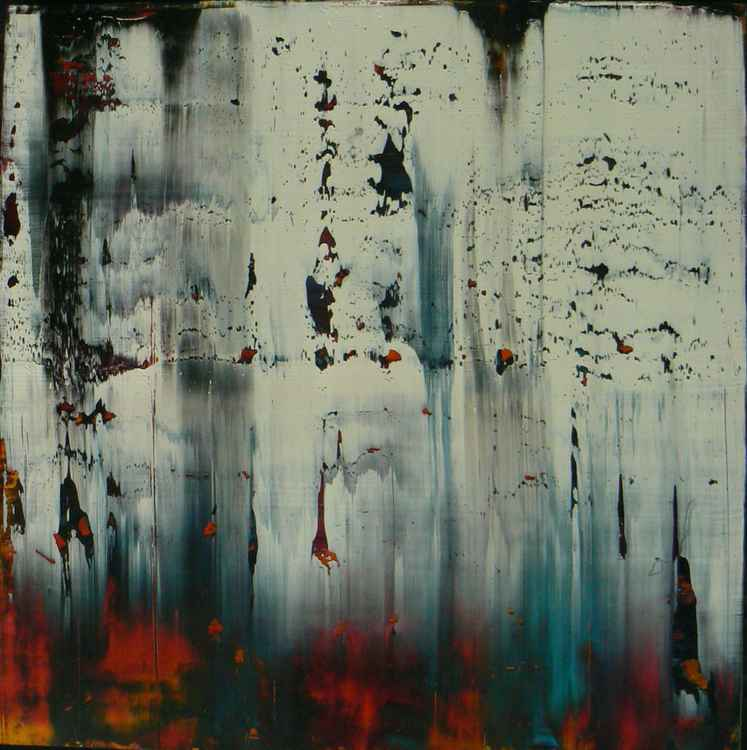 Richter Scale - Centred - SOLD