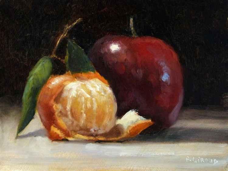 Apple & Mandarin -