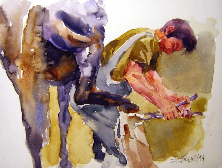 blacksmith shoeing - Image 0