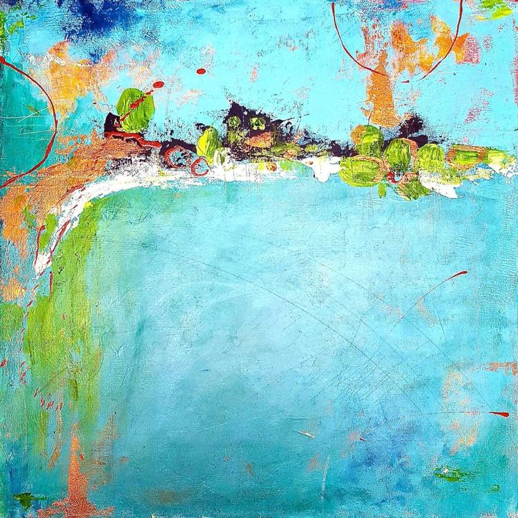 Torquoise spot - Image 0