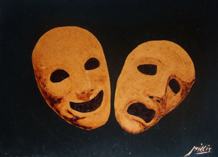 Comedy & Tragedy - Image 0