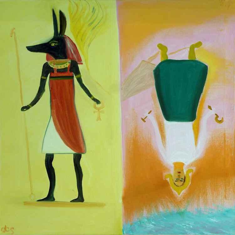 Anubis and Akulina -