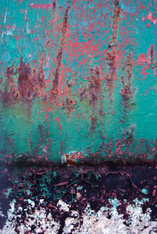Tears In Rain - 18x12in Aluminium Mounted - Image 0