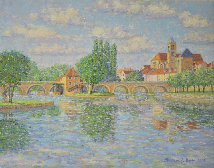 The Moret Bridge, France - Image 0