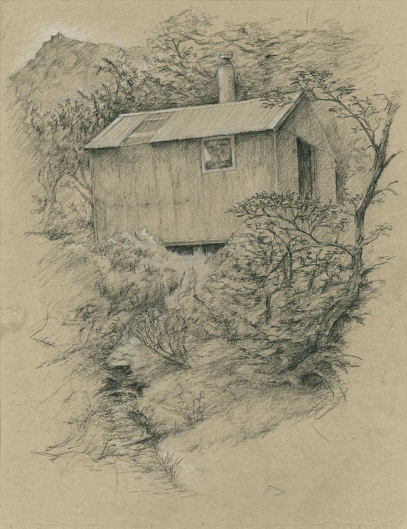 Ballard Hut, New Zealand Backcountry Hut - Image 0