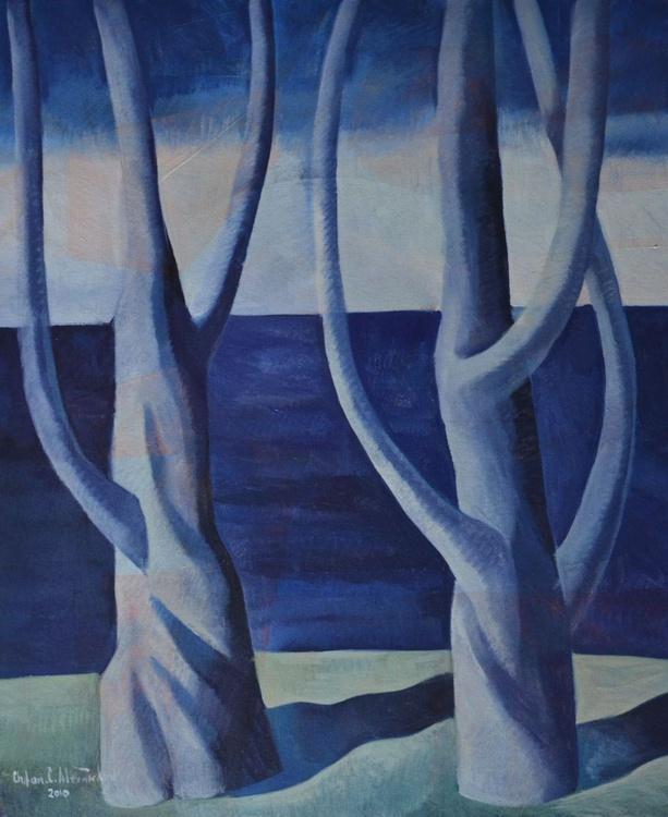 BLUE TREES - Image 0