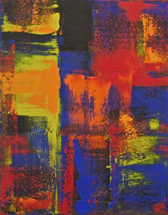 Mixed Abstract