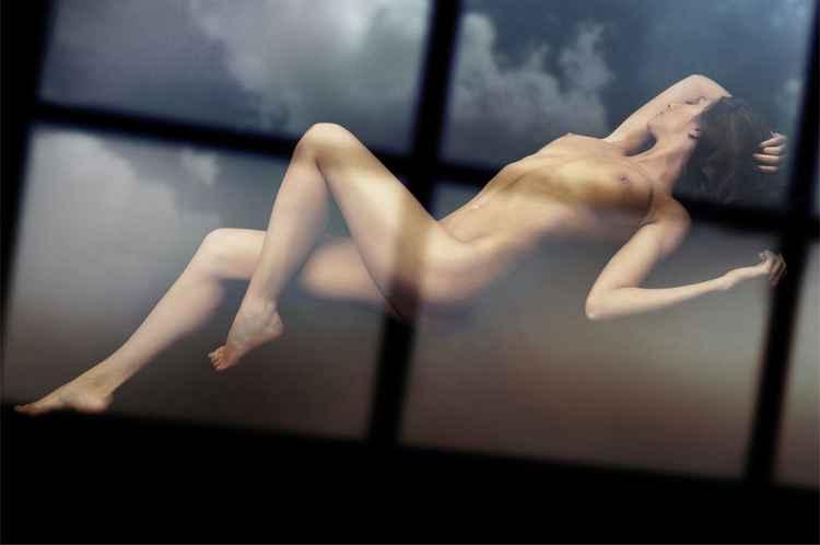 Window Nude #2 -