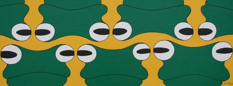 Grumpy frogs - Image 0