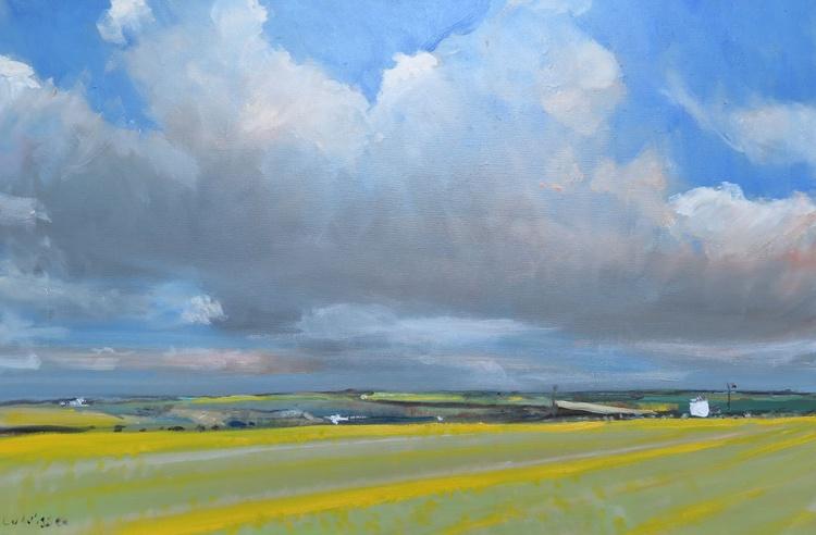 Yorkshire Wolds near Fridaythorpe - Image 0