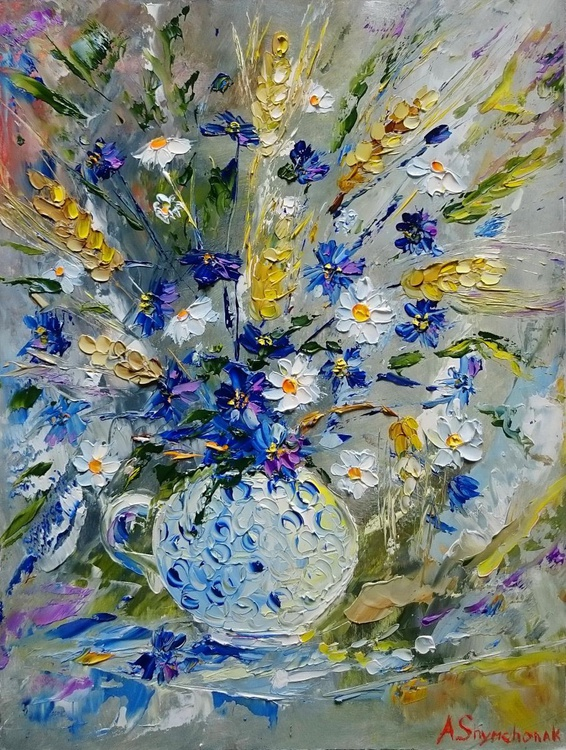 Bouquet of wild flowers - Image 0