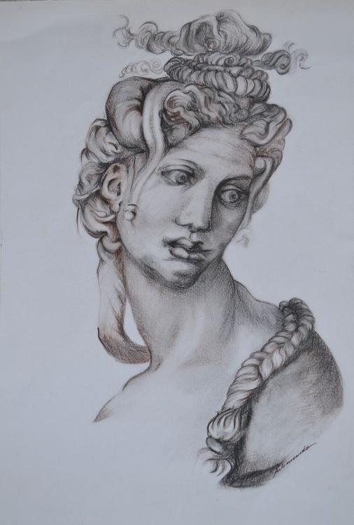 Cleopatra after Michelangelo - Image 0