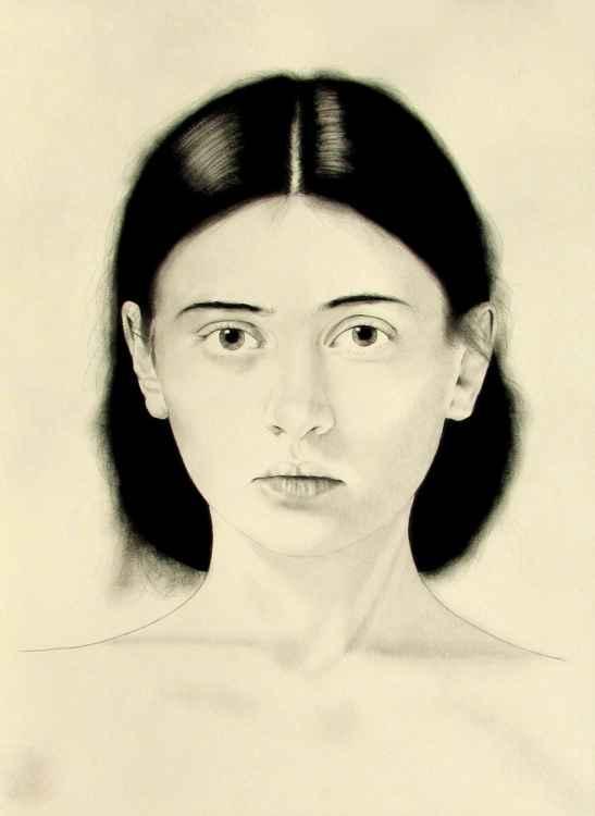 Portrait #G990 -