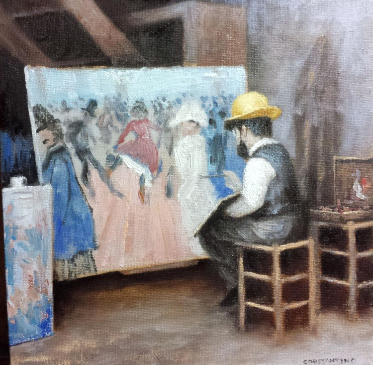 Moments back in time - Henri de Toulouse - Image 0