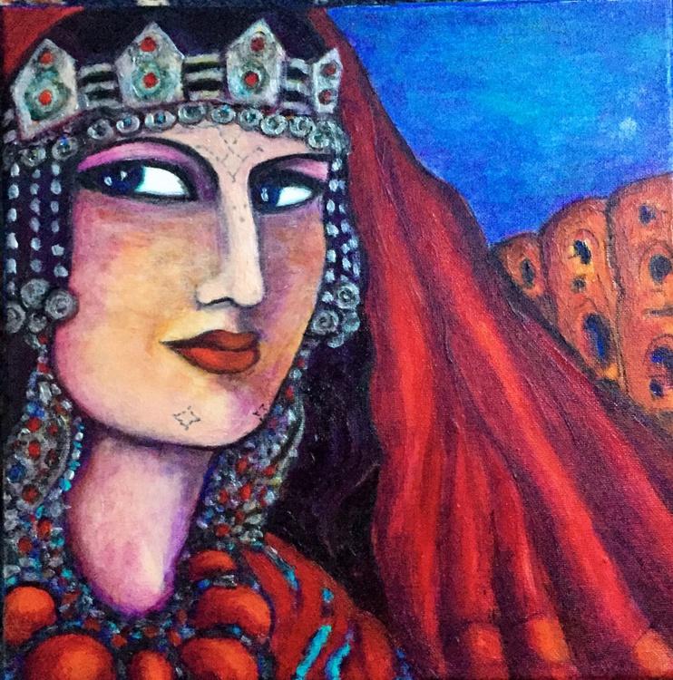 Amazigh Beauty 1 - Image 0